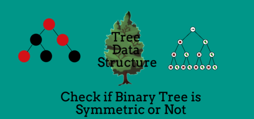 Check if Binary Tree is Symmetric or Not