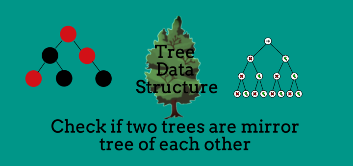Check if two trees are mirror tree of each other