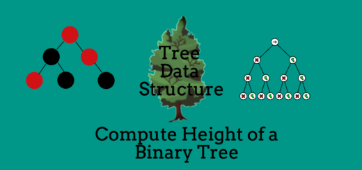 Compute Height of Binary Tree