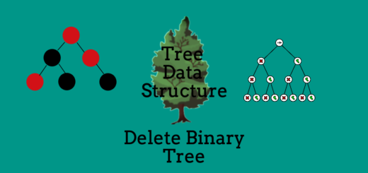 Delete Binary Tree