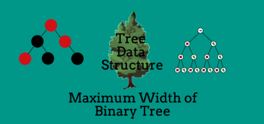 Maximum Width of Binary Tree