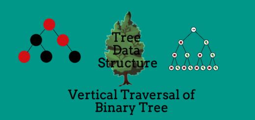 Vertical Traversal of Binary Tree